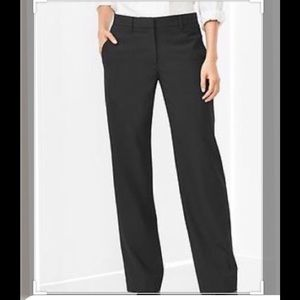 NWT Gap Aubrey Gray Trousers size 8 long
